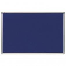 """Доска с текстильным покрытием 60x90 см, алюминиевая рамка, OFFICE, """"2х3"""" (Польша), TTA96"""