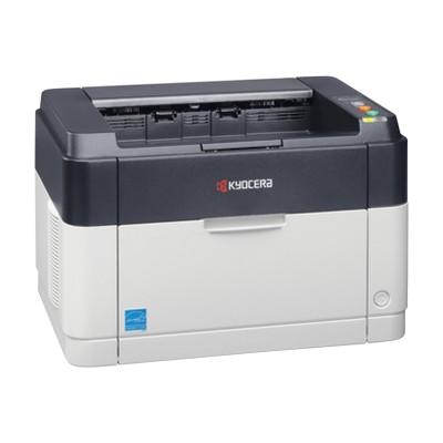 Принтер лазерный KYOCERA FS-1040, A4, 20 стр./мин., 10000 стр./мес., без кабеля USB, 1102M23RU2