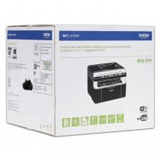 МФУ лазерное BROTHER MFC-1912WR (принтер, сканер, копир, факс), А4, 20 стр./мин., 10000 стр./месяц, АПД, Wi-Fi (без кабеля USB)