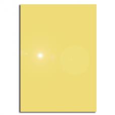Бумага дизайнерская ЗОЛОТОЙ МЕТАЛЛИК двусторонняя, А4, 130 г/м2, 20 листов, DECADRY, SMA7070