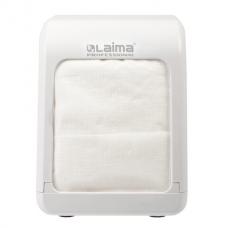 Диспенсер для салфеток LAIMA PROFESSIONAL (Система N2), настольный, белый, ABS-пластик, 606679