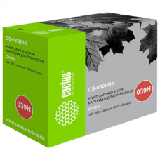 Картридж лазерный CACTUS (CS-039HBK) для Canon i-Sensys LBP 351x /352x, ресурс 25000 страниц