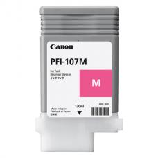 Картридж струйный CANON (PFI-107M) iPF680/685/780/785, пурпурный, оригинальный, ресурс 130 мл, 6707B001