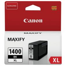 Картридж струйный CANON (PGI-1400XLВК) МВ2040/МВ2340, черный, оригинальный, ресурс 1200 стр., 9185B001
