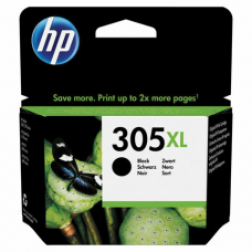 Картридж струйный HP (3YM62AE) 305XL для HP DJ 2320/2720/4120, черный, оригинальный, ресурс 240 страниц