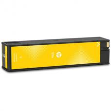 Картридж струйный HP (M0J98AE) PW Pro 755/772/777, №991X, желтый, оригинальный, ресурс 16000 страниц