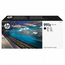 Картридж струйный HP (M0K02AE) PW Pro 755/772/777, №991X, черный, оригинальный, ресурс 20000 страниц