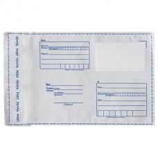 Конверт-пакеты ПОЛИЭТИЛЕН С5 (162х229 мм) до 150 листов, отрывная лента, 'Куда-Кому', КОМПЛЕКТ 50 шт., BRAUBERG, 112200