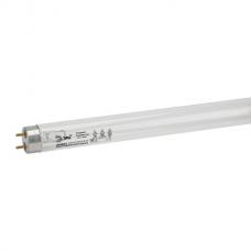 Лампа БАКТЕРИЦИДНАЯ ультрафиолетовая ЭРА UV-С, 15 Вт, G13, трубка 45 см, 48972, Б0048972