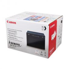 МФУ лазерное CANON i-Sensys MF3010 (принтер, копир, сканер), А4, 18 страниц/мин., 8000 страниц/месяц, без кабеля USB, 5252B004