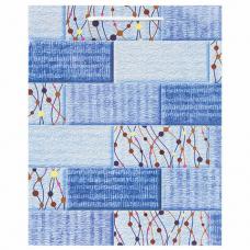 Пакет подарочный 26x12,7x32,4 см, ЗОЛОТАЯ СКАЗКА 'Абстракция', ламинированный, 606600