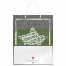 Пакет подарочный 26x12,7x32,4 см, ЗОЛОТАЯ СКАЗКА 'Звезда', ламинированный, 606588