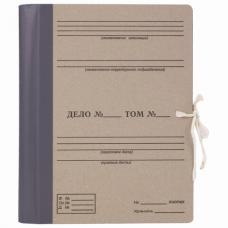 Папка архивная А4 'Форма 21', 80 мм, переплетный картон/бумвинил, ГИБКИЙ КОРЕШОК, до 800 л., STAFF, 112164