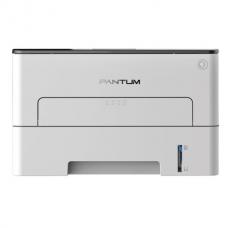Принтер лазерный PANTUM P3010DW, А4, 30 страниц/мин, 60000 страниц/месяц, ДУПЛЕКС, Wi-Fi, сетевая карта, NFC
