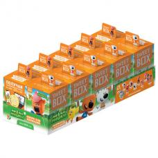 Жевательный мармелад с игрушкой Sweet Box (СВИТБОКС) 'МИ-МИ-МИШКИ', 10 г, УТ29080